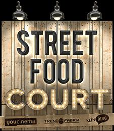 StreetFoodCourt – Oftringen Logo